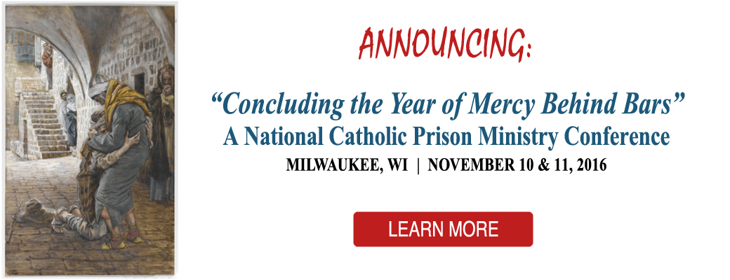 """Concluding the Year of Mercy Behind Bars"""