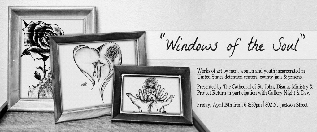 Inmate Art Show April 19th
