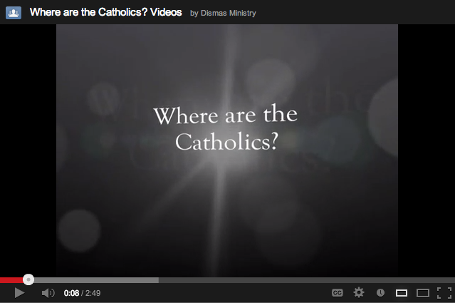 Where are the Catholics Video